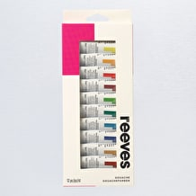 Reeves Gouache 10ml Set of 12